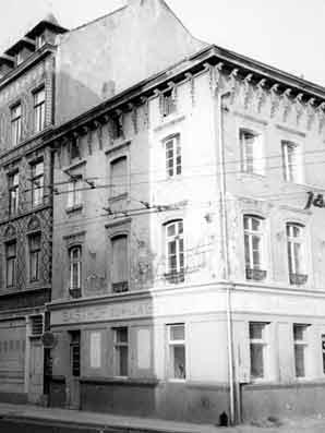 Jägerhof Clemens August Straße