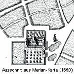 Merian-Karte 1650