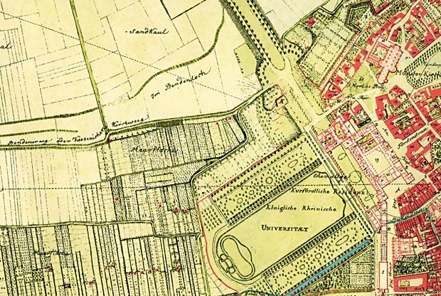 Bonn 1819 (Hundeshagen)