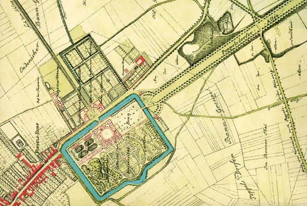 Poppelsdorf 1819 (Hundeshagen)