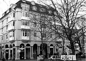 Karlrobert Kreiten Straße