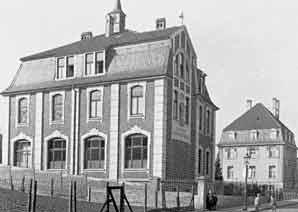 Kindergarten der Franziskanerinnen (1907)