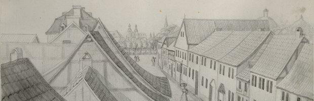 Clemens-August-Straße (1850)