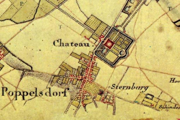 Poppelsdorf 1812 (Tranchot)