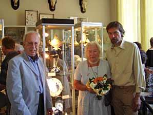 Ausstellung zur 250-Jahr-Feier der Firma Wessel